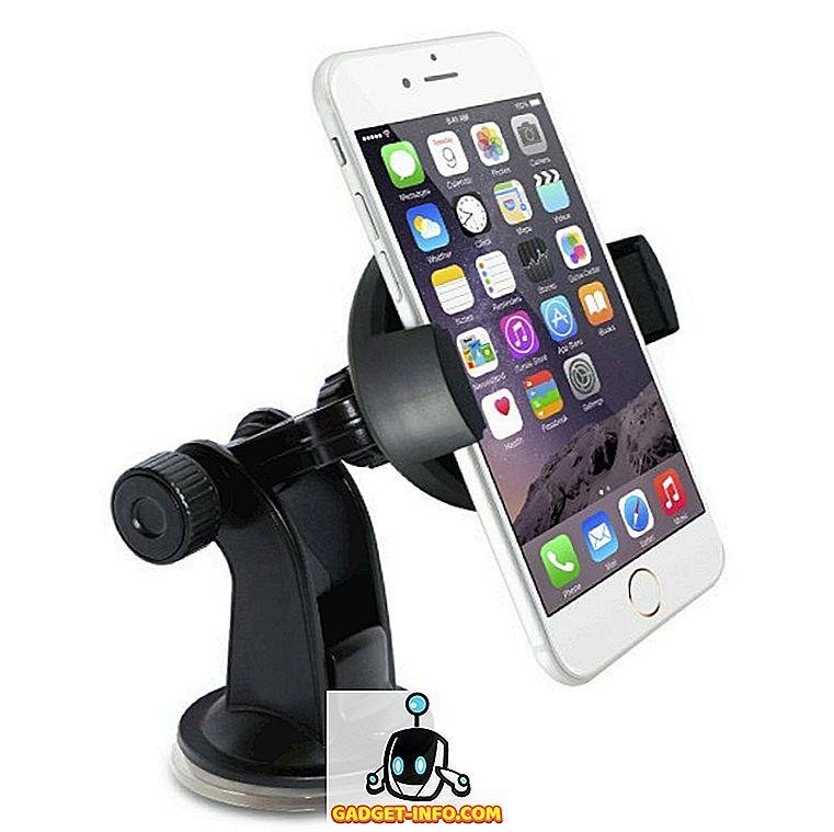 शांत गैजेट - 10 सर्वश्रेष्ठ आईफोन 6 कार माउंट