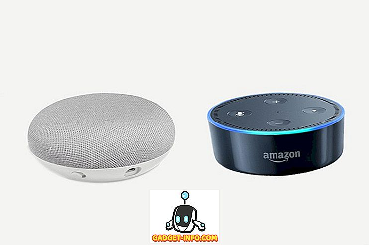 lahedad vidinad: Google Home Mini vs Amazon Echo Dot: parim Mini Smart kõlar?