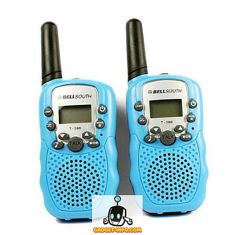 12 Great Walkie Talkies za vaš pustolovski izlet