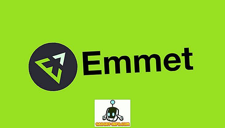 HTML / CSS Çılgın Hızlı Kodunu Yapmanıza Yardımcı Olacak En İyi 20 Emmet İpuçları