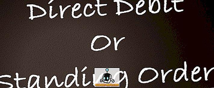 Diferença entre o débito direto e a ordem permanente