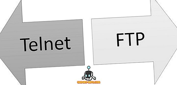 Differenza tra Telnet e FTP