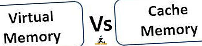Unterschied zwischen - Unterschied zwischen virtuellem und Cache-Speicher im Betriebssystem