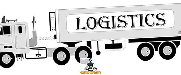Razlika med logistiko in upravljanjem dobavne verige