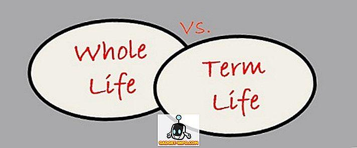 Skirtumas tarp viso gyvenimo ir gyvybės draudimo