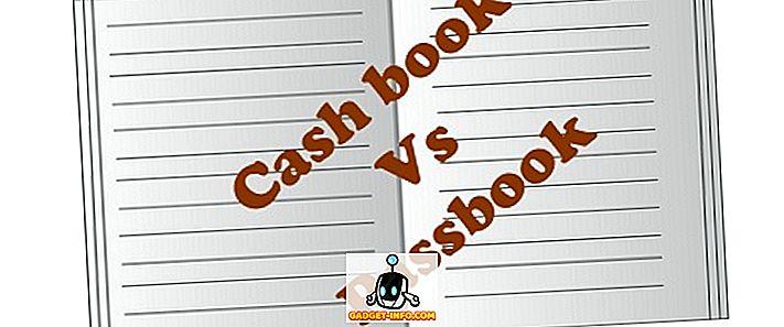 Cashbook ve Passbook Arasındaki Fark