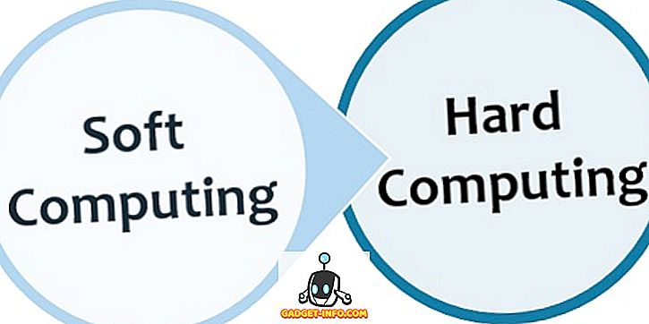 Differenza tra Soft Computing e Hard Computing