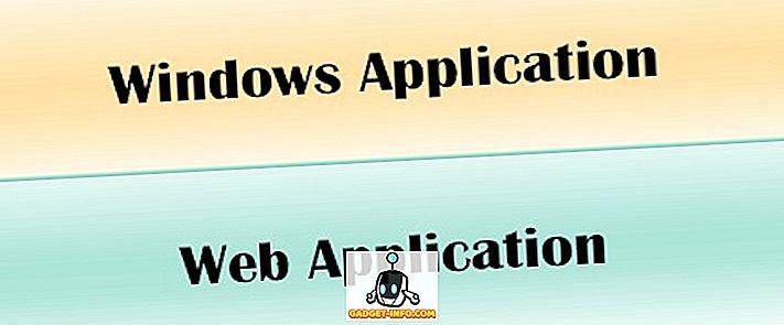 Разлика између Виндовс и Веб апликације