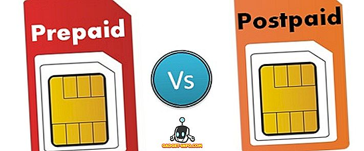 Różnica między połączeniem przedpłaconym a postpaidem