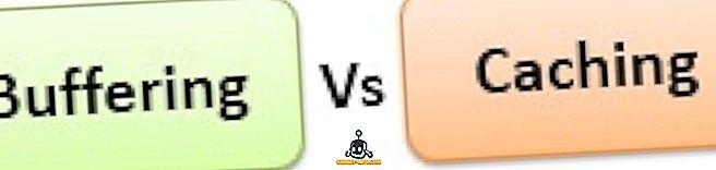 Unterschied zwischen Pufferung und Zwischenspeicherung im Betriebssystem