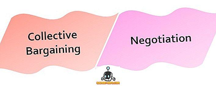 Kollektiivläbirääkimiste ja läbirääkimiste erinevus