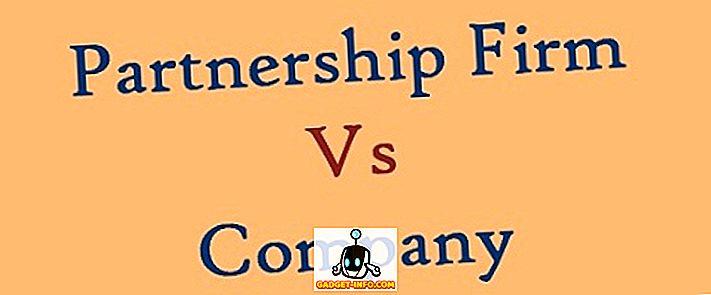 Разлика между фирмата-партньор и компанията