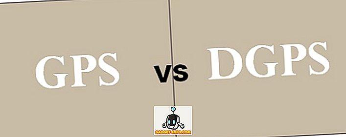 Разлика между GPS и DGPS