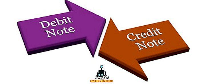 Deebet- ja krediitmärkuse erinevus