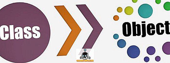 skillnad mellan: Skillnad mellan Objekt och Klass i C ++