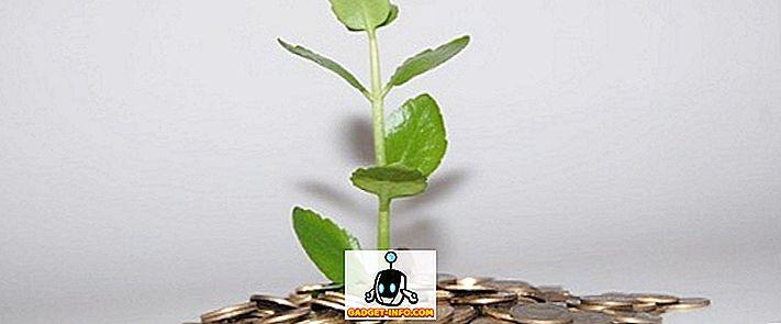 vahe - Säästude ja investeeringute erinevus