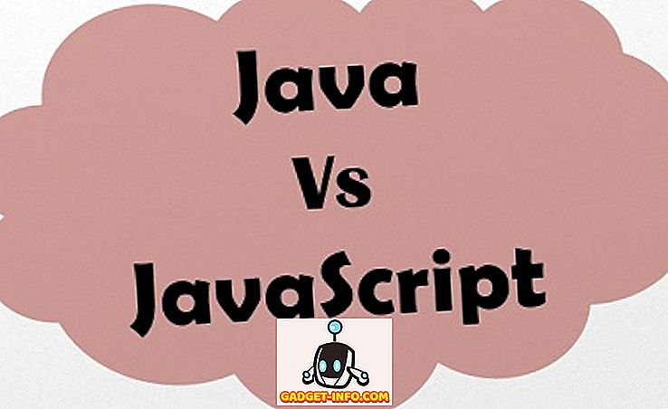 차이점 - Java와 JavaScript의 차이점