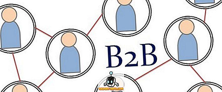 rozdíl mezi - Rozdíl mezi B2B a B2C
