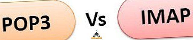 razlika između: Razlika između POP3 i IMAP