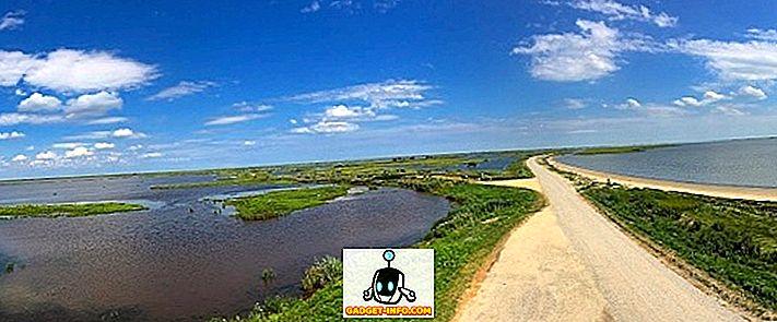 Forskel mellem flodmunding og delta