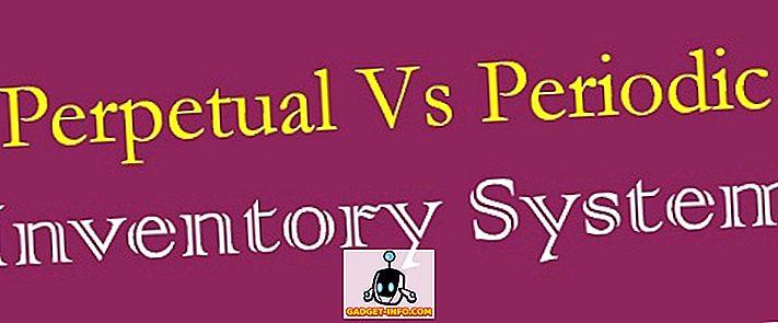 Unterschied zwischen - Unterschied zwischen dem permanenten und dem periodischen Inventarsystem