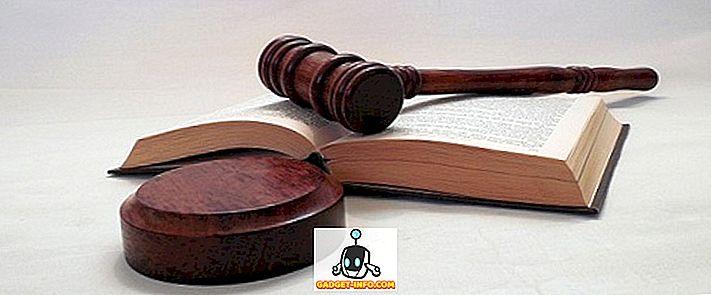 A törvény és a törvény közötti különbség