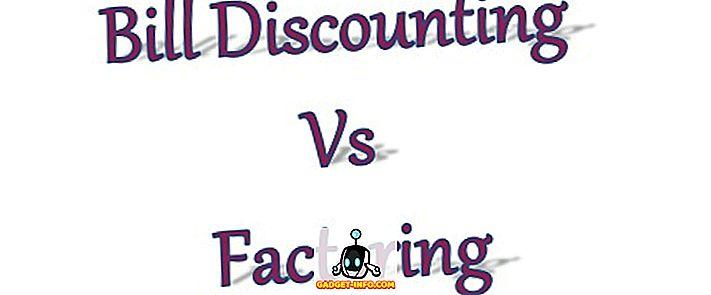 rozdiel medzi - Rozdiel medzi zrážaním účtov a fakturáciou