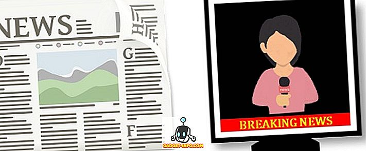 Skillnad mellan utskriftsmedia och elektroniska medier