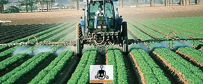 a különbség köztük - Az intenzív és kiterjedt gazdálkodás közötti különbség