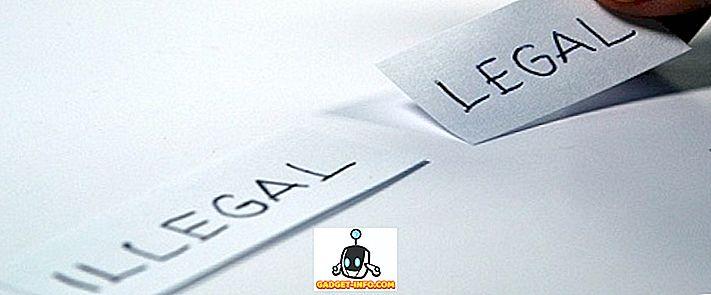 razlika između - Razlika između općeg prava i zakonskog zakona