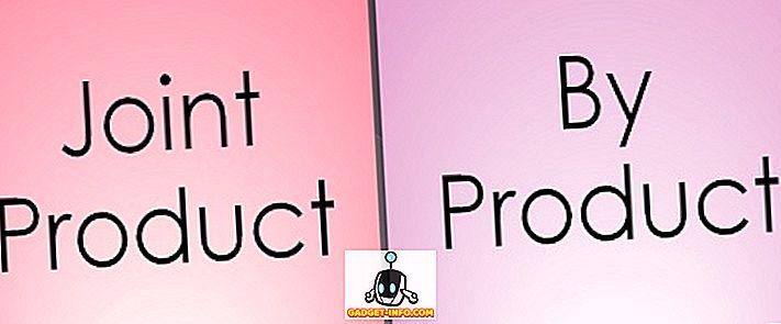 Razlika između zajedničkog proizvoda i nusproizvoda