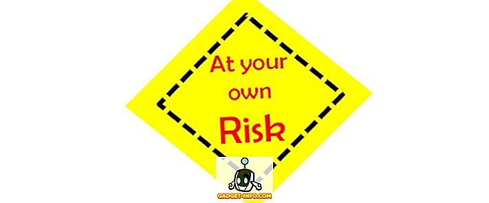 skirtumas tarp - Rizikos ir netikrumo skirtumas