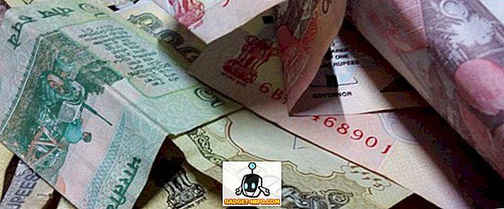 Erinevus rahavoogude ja fondi voogude aruande vahel