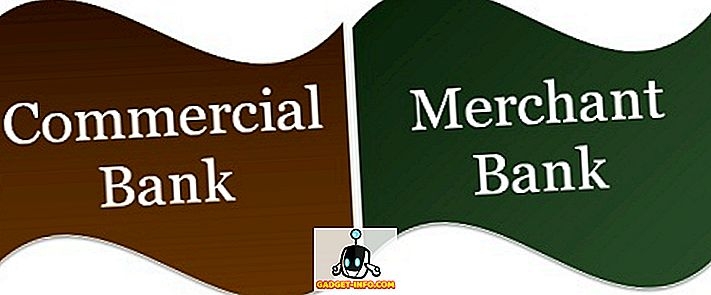 Differenza tra Banca commerciale e Merchant Bank