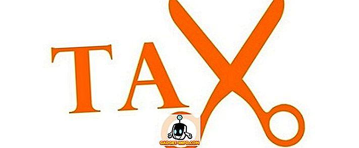 الفرق بين الضرائب المباشرة والضرائب غير المباشرة