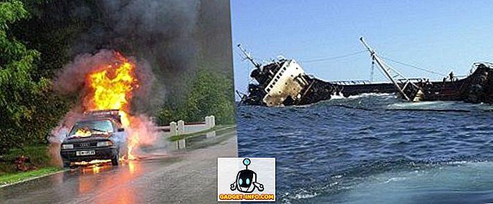 Разлика између осигурања од пожара и поморског осигурања