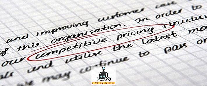 Разлика между ценообразуването на проникването и ценообразуването при откъсване