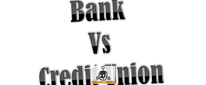 Rozdiel medzi úverovou úniou a bankou