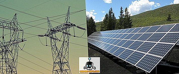 Differenza tra energia e potenza