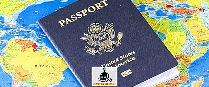 razlika između - Razlika između putovnice i vize