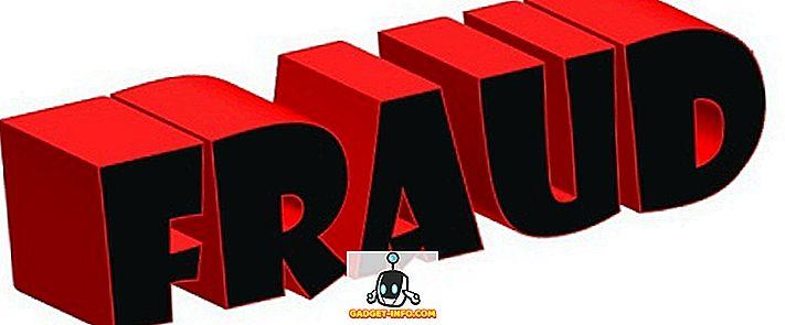 Verschil tussen fraude en verkeerde voorstelling van zaken