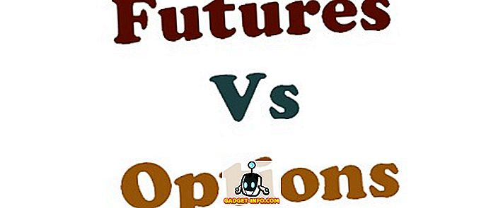 Differenza tra futures e opzioni