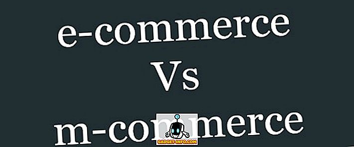 Diferença entre e-commerce e m-commerce