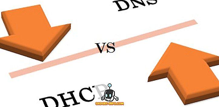 DNS और DHCP के बीच अंतर