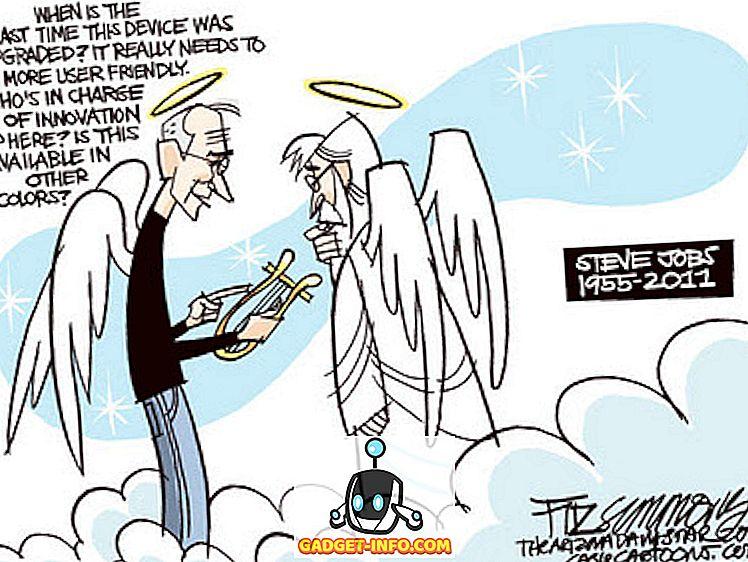 मनोरंजन: यहां तक कि भगवान ने स्टीव जॉब्स (कॉमिक) का सम्मान किया