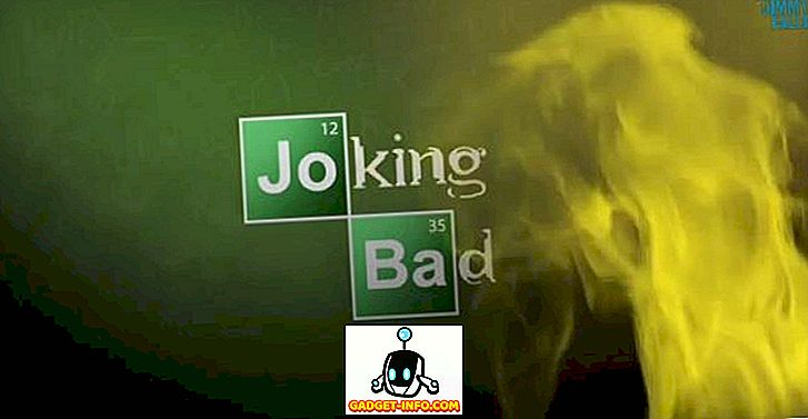Joking Bad, Awesome Parodi af Breaking Bad af Jimmy Fallon (Video)
