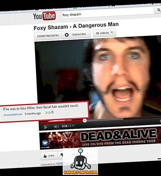25 Funnyest YouTube'i kõigi aegade kommentaarid (Screenshots)