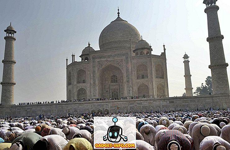 娯楽: Eid-Ul-Zuha 2014の世界的なお祝いからの15の魅力的な写真