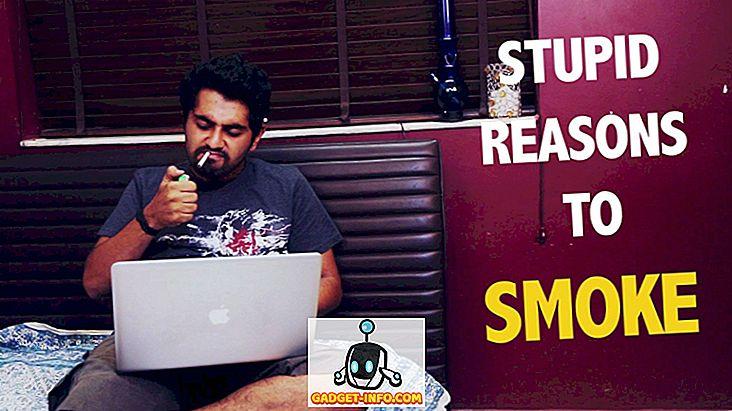 Was für eine lustige Art, die Botschaft von 'No smoking' zu verbreiten (Video)