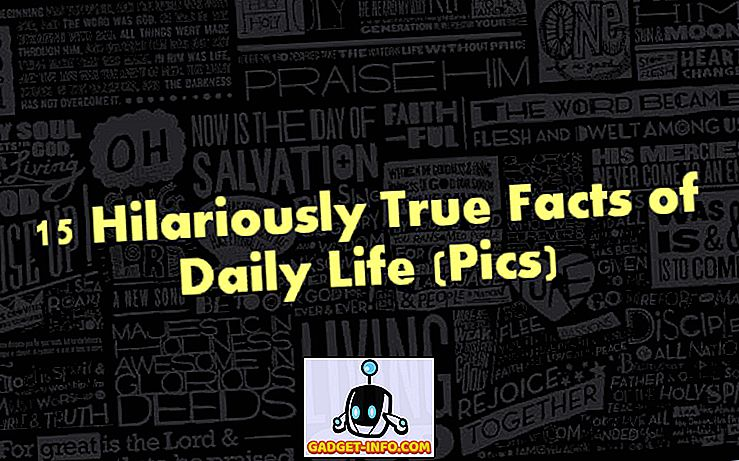 TruthFacts: 15 Hilariously True Facts of the Daily Life (Billeder)